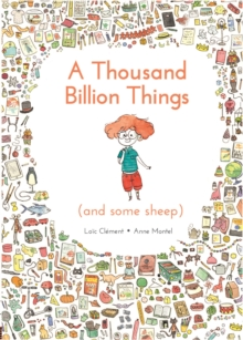 A Thousand Billion Things (and Some Sheep), Hardback Book