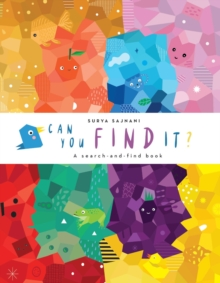 ANIMOSAICS: CAN YOU FIND IT?, Board book Book