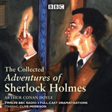 The Adventures of Sherlock Holmes : BBC Radio 4 Full-Cast Dramatisations, CD-Audio Book