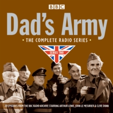 Dad's Army: Complete Radio Series Two, eAudiobook MP3 eaudioBook