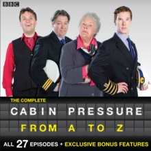 Cabin Pressure: A-Z : The BBC Radio 4 Airline Sitcom, CD-Audio Book