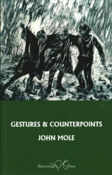 Gestures and Counterpoints, Paperback / softback Book