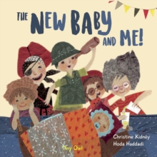 The New Baby and Me, Hardback Book