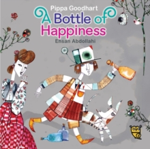 A Bottle of Happiness, Hardback Book