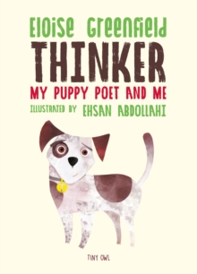 THINKER: My Puppy Poet and Me, Hardback Book