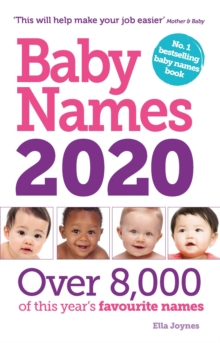 Baby Names 2020, Paperback / softback Book