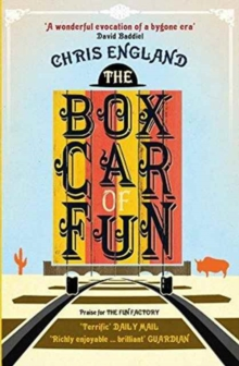 The Boxcar of Fun, Paperback Book
