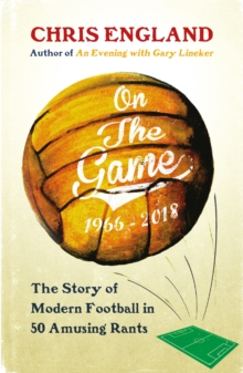 On the Game, Paperback Book