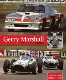 Gerry Marshall : His Authorised Biography, Hardback Book