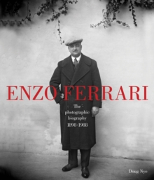 Enzo Ferrari : The Photographic Biography, Hardback Book