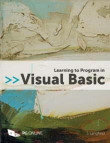 Learning to Program in Visual Basic, Paperback / softback Book