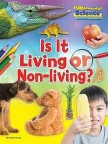 Fundamentals of Science Key Stage 1: Is it Living or Non-Living?, Paperback Book