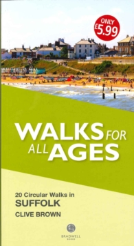 Walks for All Ages Suffolk, Paperback Book