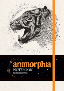 Animorphia Notebook, Paperback Book