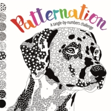 Patternation : A Tangle-By-Numbers Challenge, Paperback / softback Book