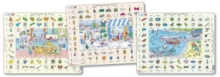 English Educational Jigsaw Pack, Game Book