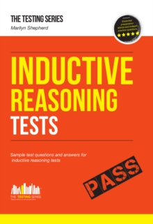 Inductive Reasoning Tests: 100s of Sample Test Questions and Detailed Explanations (How2Become), Paperback Book