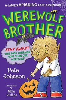 Werewolf Brother,  Book