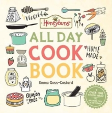 Honeybuns All Day Cook Book, Hardback Book
