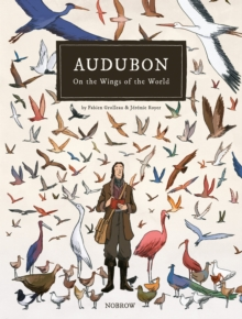 Audubon, On the Wings of the World, Hardback Book