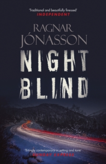 Nightblind, Paperback Book