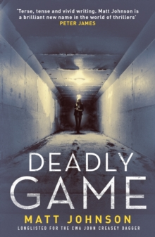 Deadly Game, Paperback Book