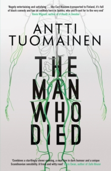 The Man Who Died, Paperback / softback Book