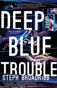 Deep Blue Trouble, Paperback Book