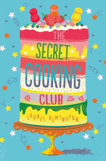 The Secret Cooking Club, Paperback Book