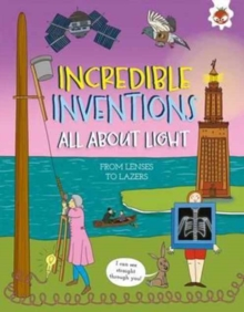 Incredible Inventions - All About Light, Paperback Book