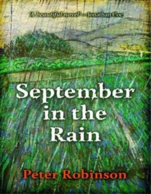 September in the Rain, Paperback Book