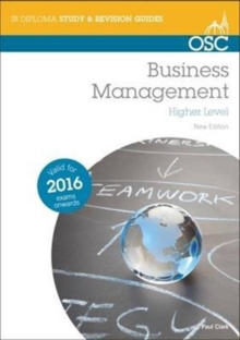 Business and Management HL, Paperback Book