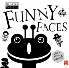 Funny Faces, Board book Book