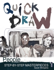 Quick Draw People, Paperback / softback Book