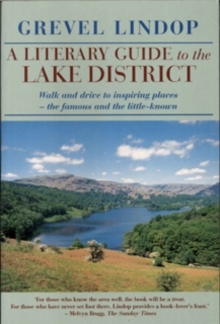A Literary Guide to the Lake District, Paperback Book