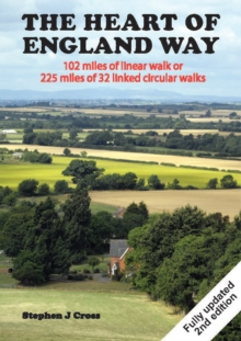 Heart of England Way, Paperback Book