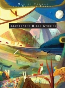 Illustrated Bible Stories, Hardback Book