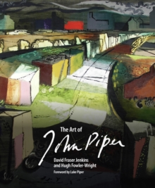 The Art of John Piper, Hardback Book