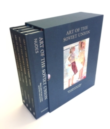 The Art of the Soviet Union Box : Landscapes * Still Lifes * Nudes * Portraits, Hardback Book