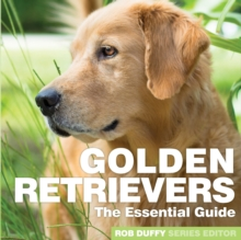 ESSENTIAL GUIDE TO GOLDEN RETRIEVERS, Paperback Book
