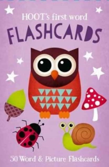 Hoot's First Word Flash Cards, Cards Book