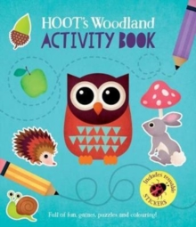 Hoot's Activity Book, Paperback Book