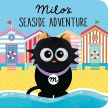 Milo's Seaside Adventure Puppet Book, Board book Book