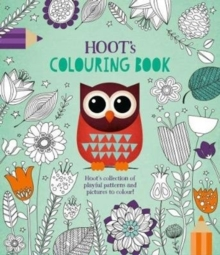 Hoot's Colouring Book, Paperback Book