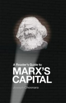 A Reader's Guide To Marx's Capital, Paperback / softback Book