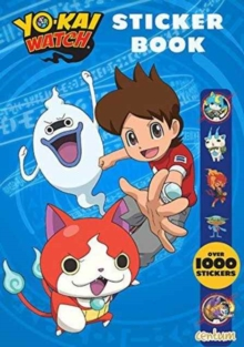 Yo-Kai Watch : Sticker Book,  Book
