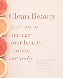 Clean Beauty, Paperback Book