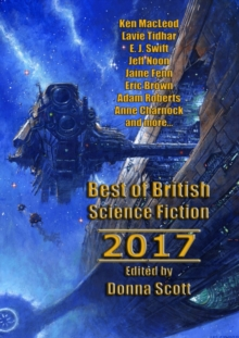 Best of British Science Fiction 2017, Paperback / softback Book