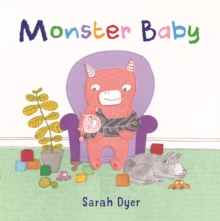 Monster Baby, Hardback Book