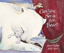 Can You See a Little Bear?, Hardback Book